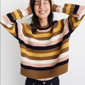 Madewell Tilden Sweater